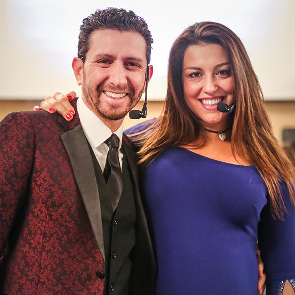 Kane & Alessia Minkus